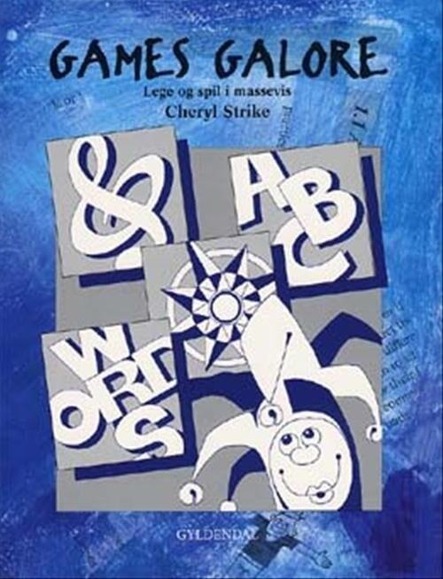 Image of   Games Galore - Cheryl Strike - Bog