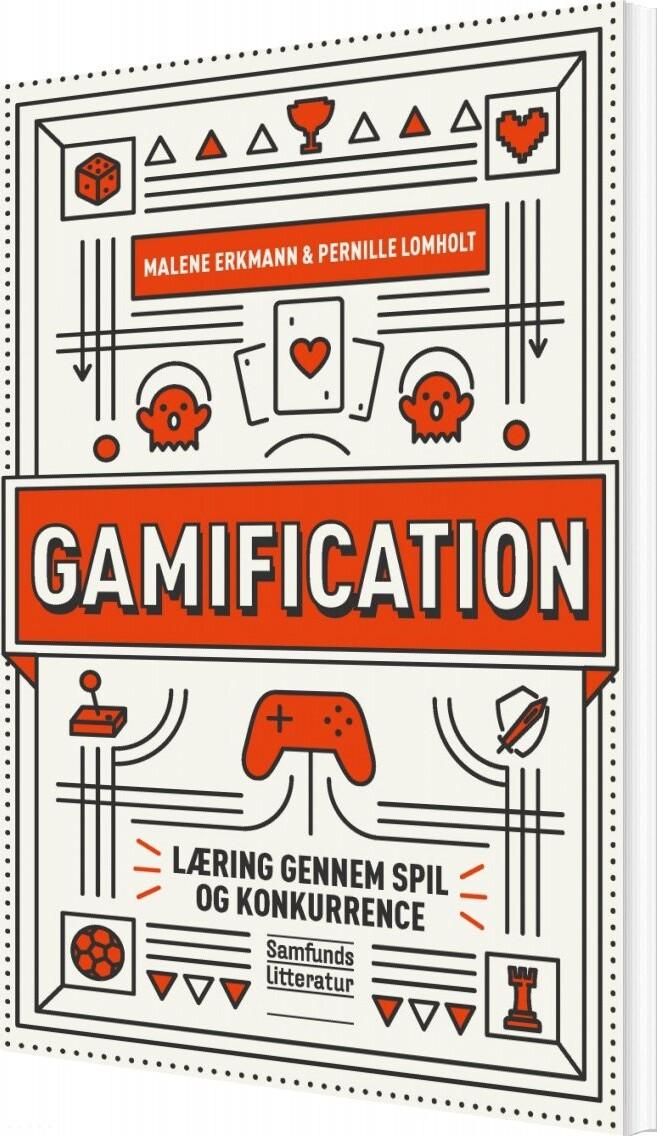 Image of   Gamification - Malene Erkmann - Bog