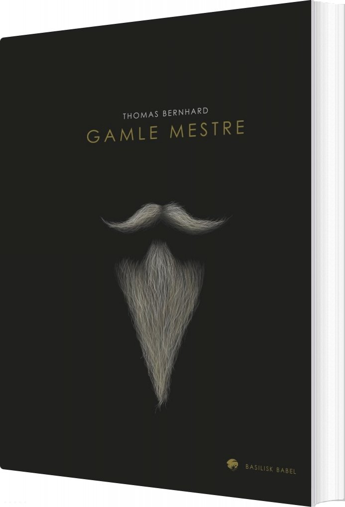 Gamle Mestre - Thomas Bernhard - Bog