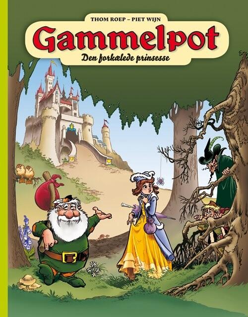 Image of   Gammelpot 1 - Thom Roep - Tegneserie