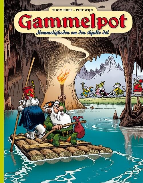 Gammelpot 2 - Thom Roep - Tegneserie