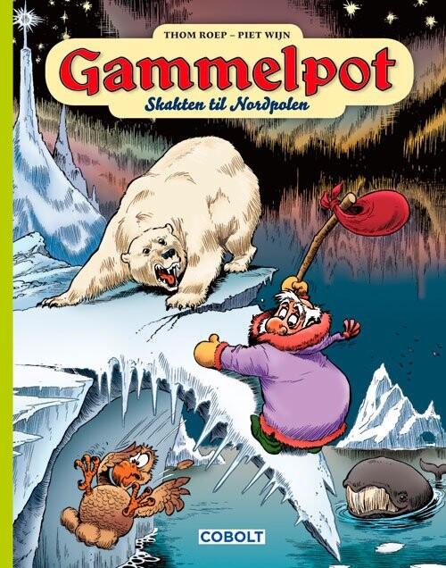 Billede af Gammelpot 6 - Thom Roep - Tegneserie