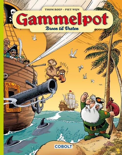 Billede af Gammelpot 7 - Thom Roep - Tegneserie