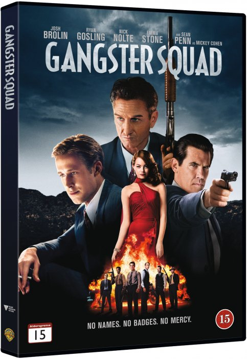 Image of   Gangster Squad - DVD - Film