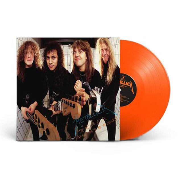 Metallica - Garage Days Re-revisited - The $5.98 E.p. Orange V - Vinyl / LP