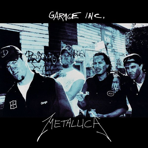 Metallica - Garage Inc - Vinyl / LP