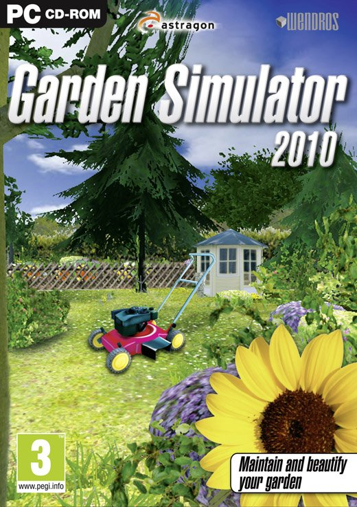 Image of   Garden Simulator - PC