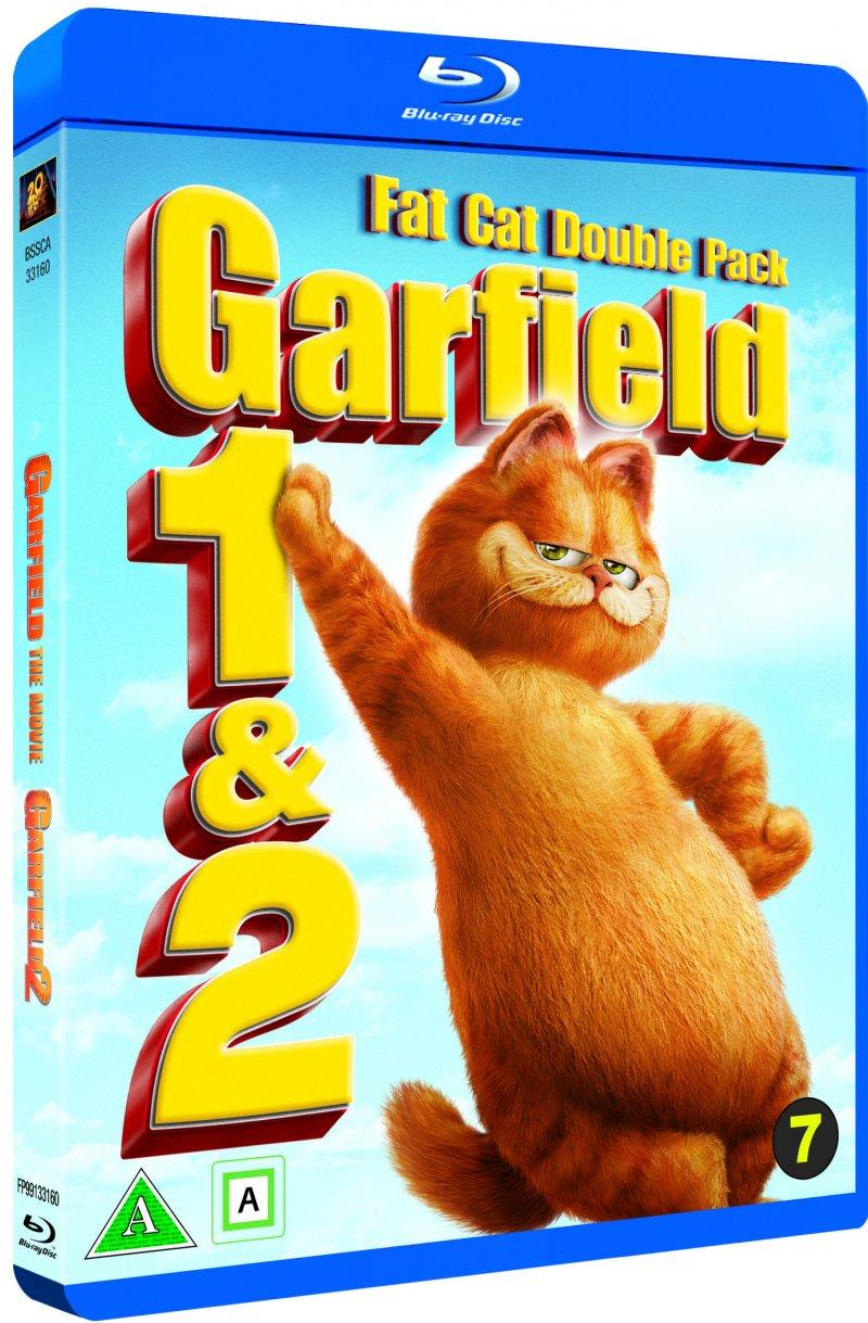 Image of   Garfield - The Movie // Garfield 2 - Blu-Ray