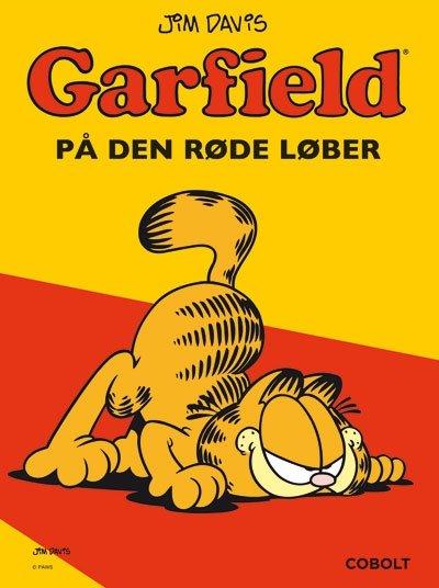 Image of   Garfield 27: Garfield På Den Røde Løber - Jim Davis - Tegneserie