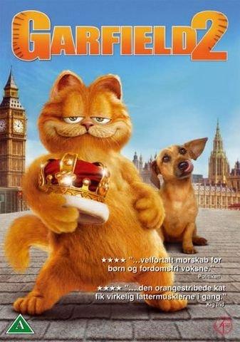 Billede af Garfield 2 - DVD - Film