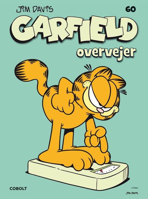 Image of   Garfield 60 - Jim Davis - Tegneserie