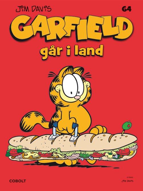 Billede af Garfield 64: Garfield Går I Land - Jim Davis - Tegneserie