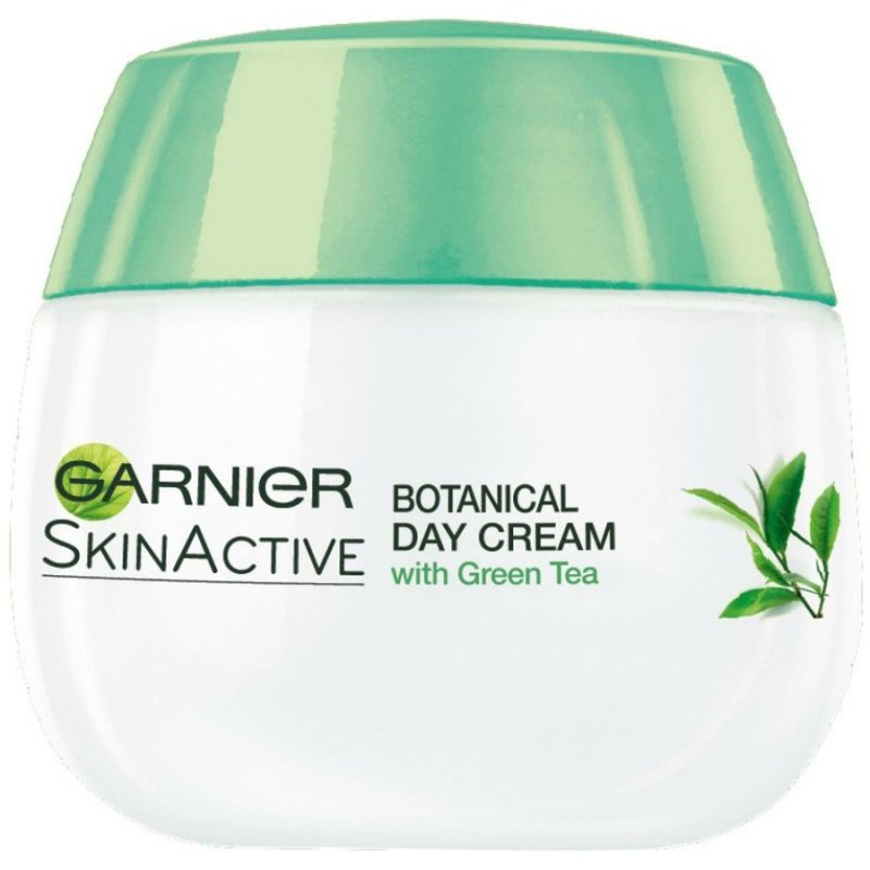 Garnier - Botanicals Dagcreme Green Tea Kombi. Hud 50 Ml