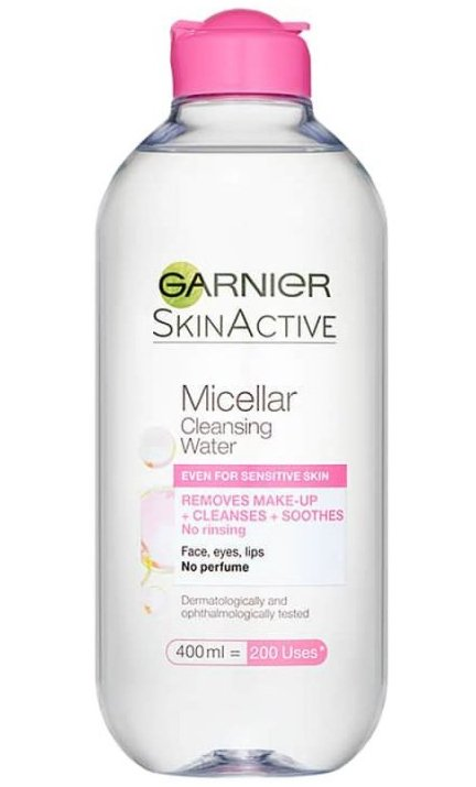Image of   Garnier Toner - Micellar Cleansing Water 400 Ml