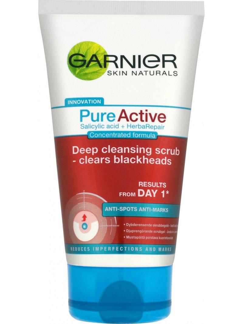Garnier - Pure Active Scrub 150 Ml