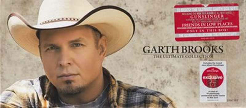 Image of   Garth Brooks - The Ultimate Collection - CD