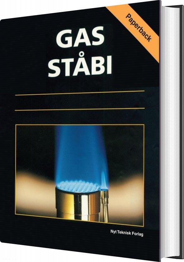 Image of   Gas Ståbi - Bernt Hansen - Bog