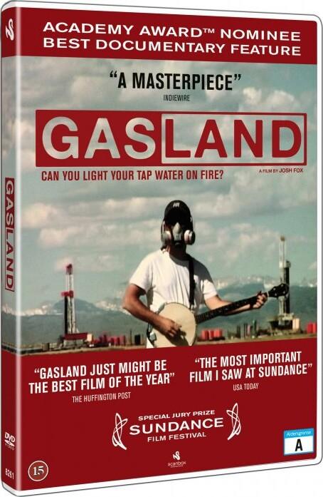 Image of   Gasland - DVD - Film