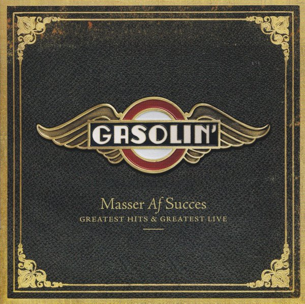 Image of   Gasolin - Greatest Hits & Greatest Live - CD
