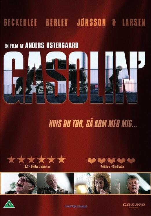 Image of   Gasolin - Hvis Du Tør, Så Kom Med Mig - DVD - Film