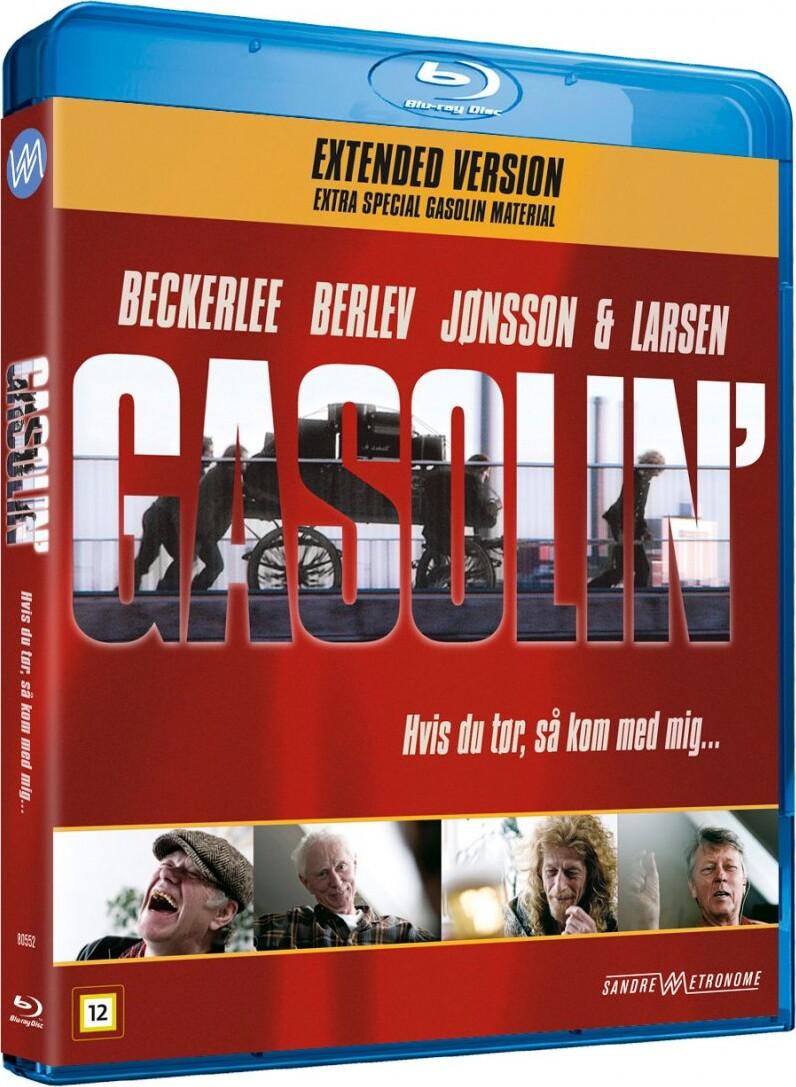 Image of   Gasolin - Hvis Du Tør, Så Kom Med Mig (blu-ray + Dvd) - Blu-Ray