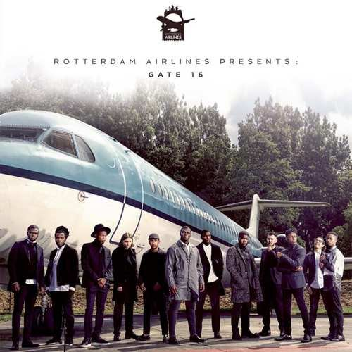 Rotterdam Airlines - Gate 16 - Vinyl / LP