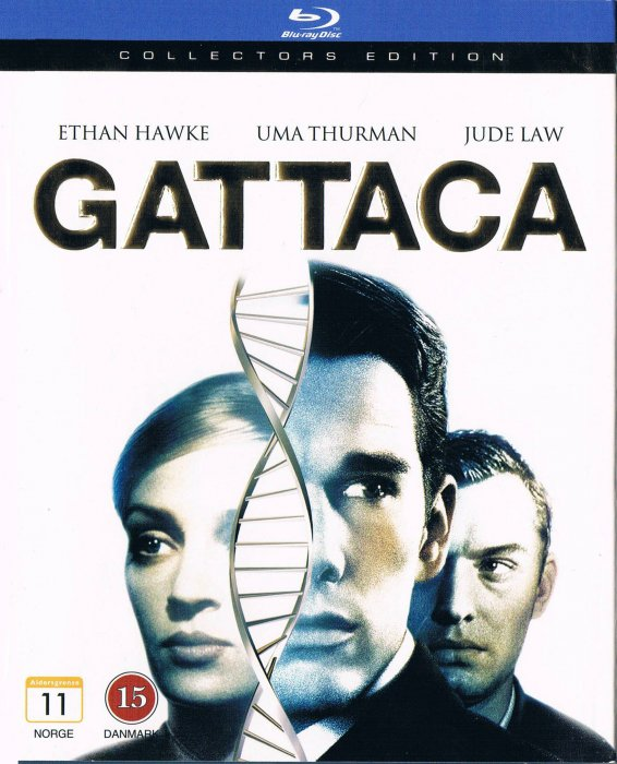 Image of   Gattaca - Blu-Ray