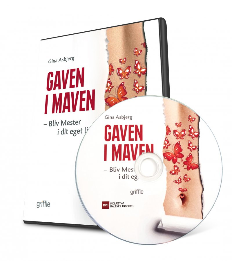 Gaven I Maven - Gina Asbjerg - Cd Lydbog