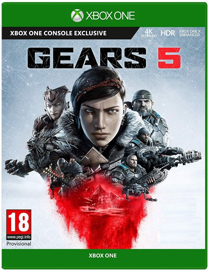 Image of   Gears Of War 5 - Xbox One