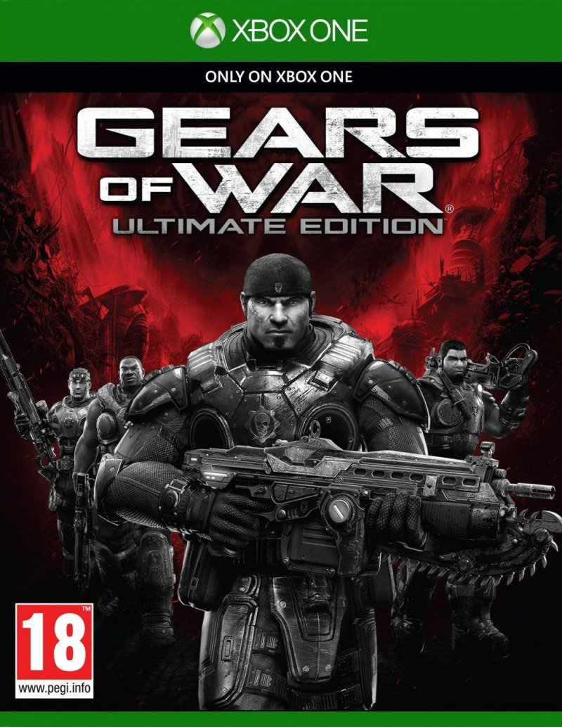 Image of   Gears Of War - Ultimate Edition - Xbox One