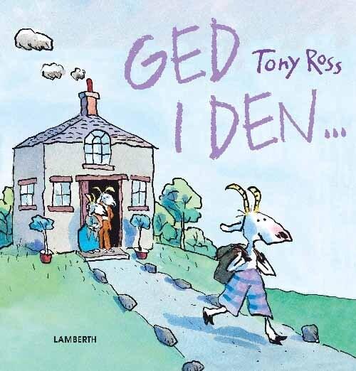 Billede af Ged I Den - Tony Ross - Bog