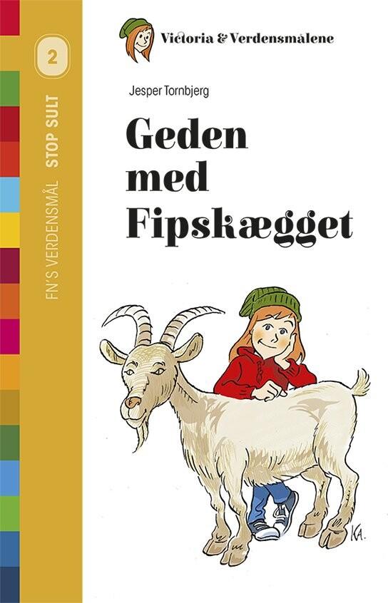 Image of   Geden Med Fipskægget - Jesper Tornbjerg - Bog