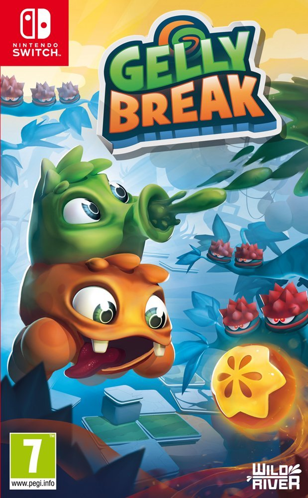 Image of   Gelly Break - Nintendo Switch