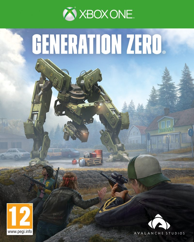 Image of   Generation Zero - Xbox One