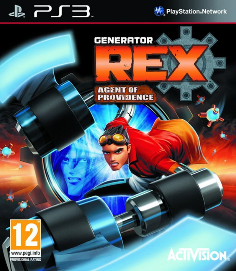 Image of   Generator Rex: Agent Of Providence - PS3