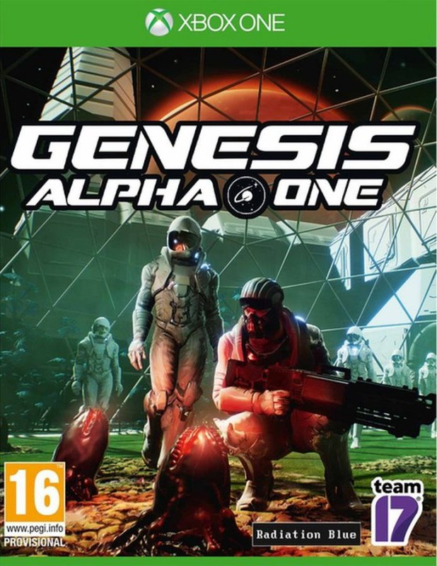 Image of   Genesis - Alpha One - Xbox One