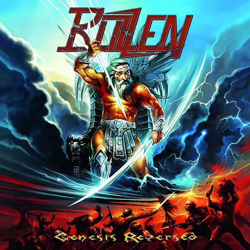 Image of   Blizzen - Genesis Reversed - CD
