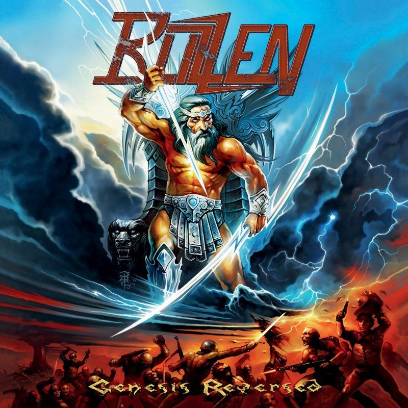 Image of   Blizzen - Genesis Reversed - Vinyl / LP