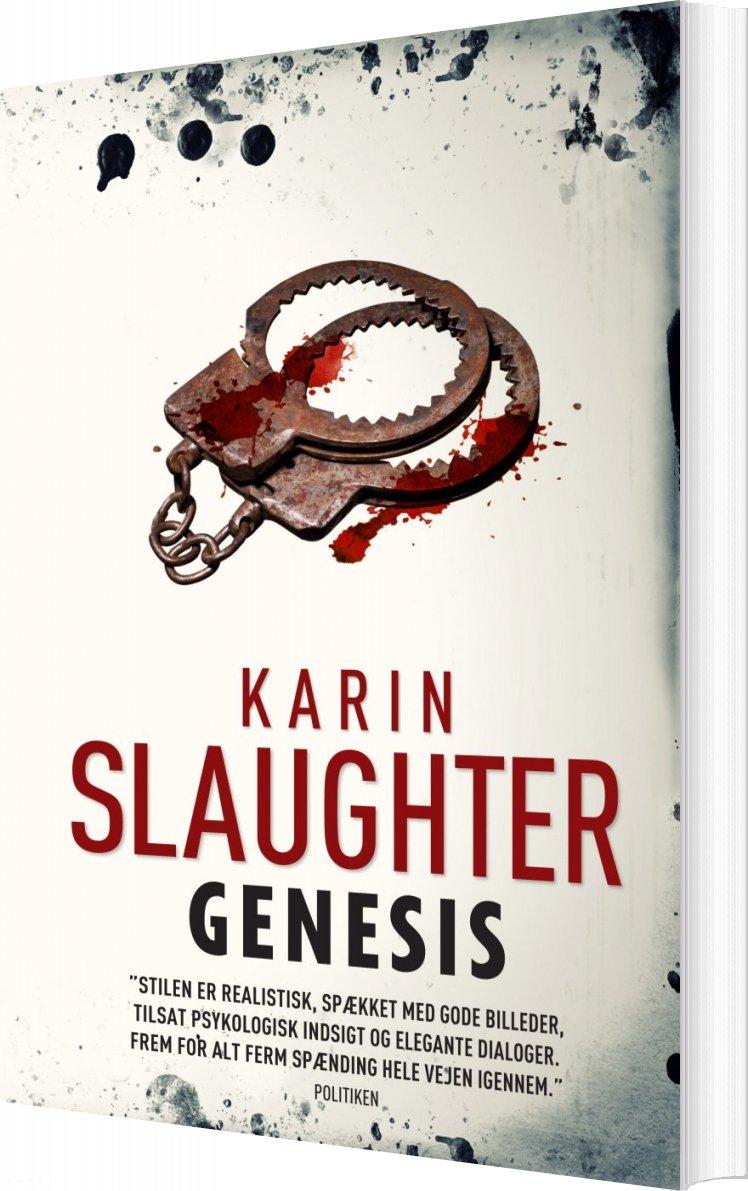 Genesis Af Karin Slaughter → Køb bogen billigt her