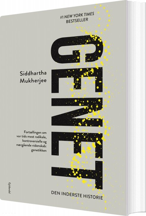 Image of   Genet - Siddhartha Mukherjee - Bog