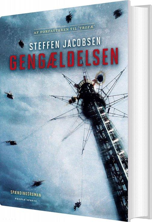 Gengældelsen - Steffen Jacobsen - Bog