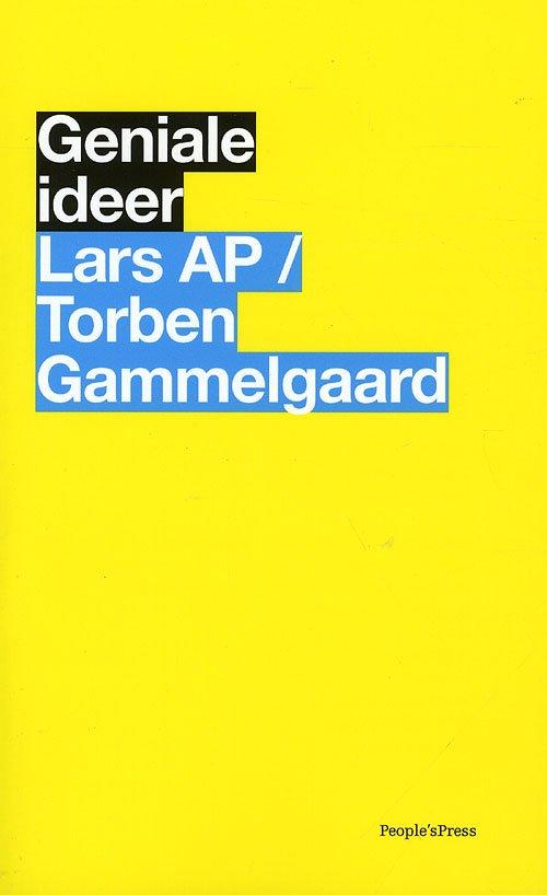 Geniale Ideer - Lars Ap - Bog