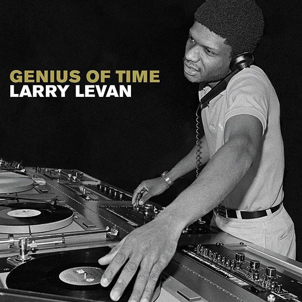 Image of   Genius Of Time - Larry Levan - Vinyl / LP
