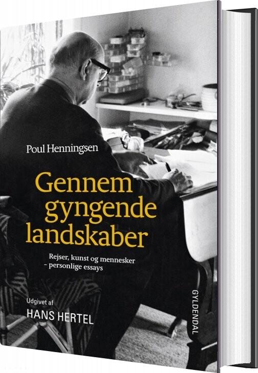 Image of   Gennem Gyngende Landskaber - Poul Henningsen - Bog