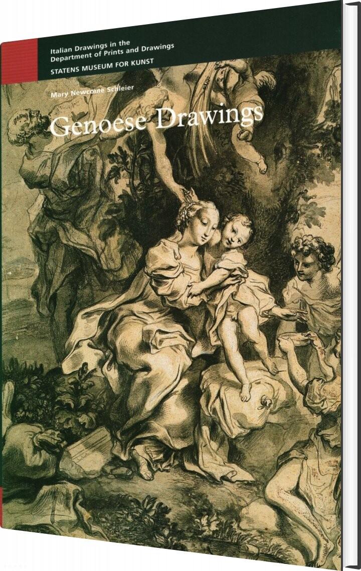 Image of   Genoese Drawings - Chris Fischer - Bog