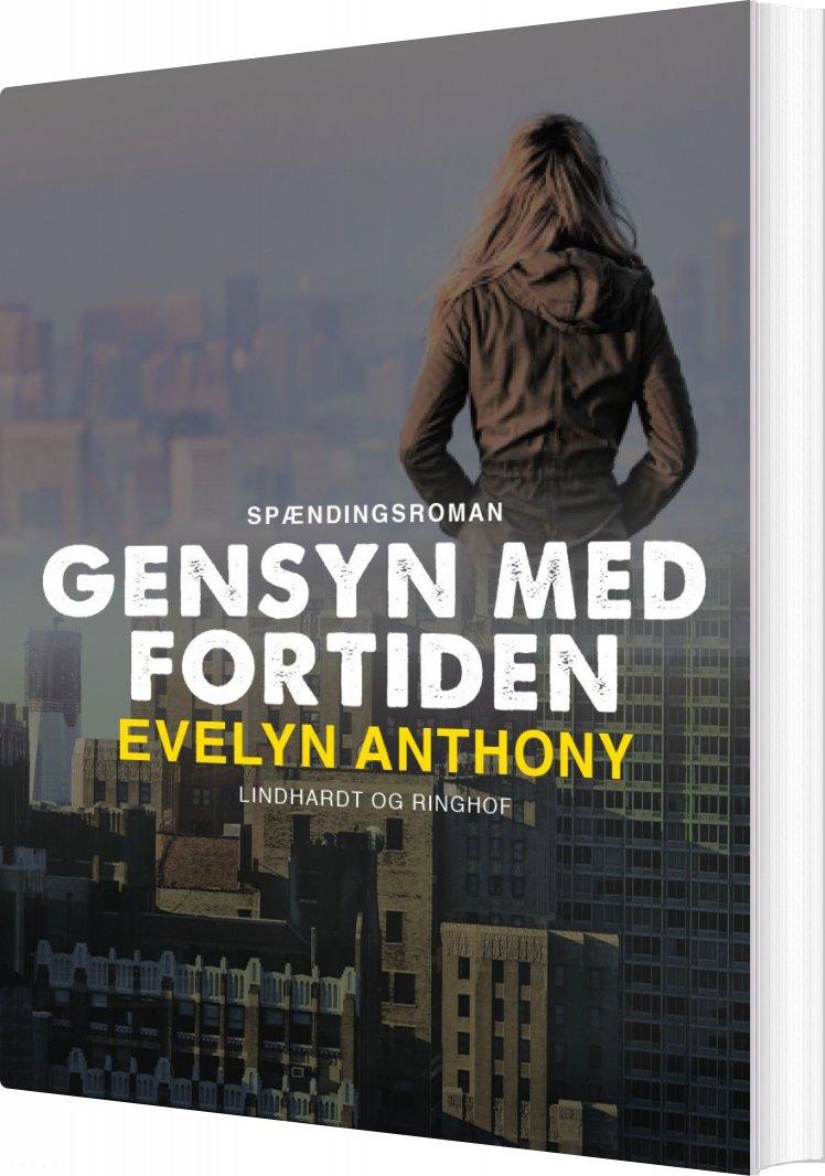 Image of   Gensyn Med Fortiden - Evelyn Anthony - Bog