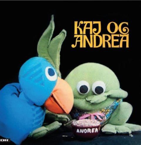 Image of   Kaj Og Andrea - Genudgivelse Af Den Originale - Vinyl / LP