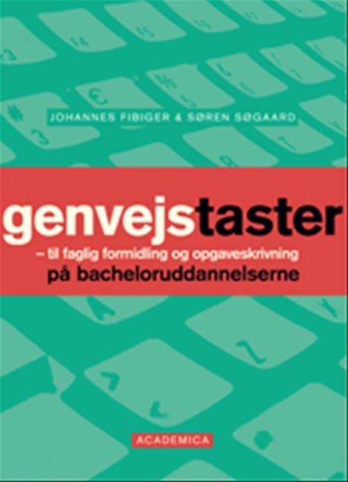 Genvejstaster - Johannes Fibiger - Bog