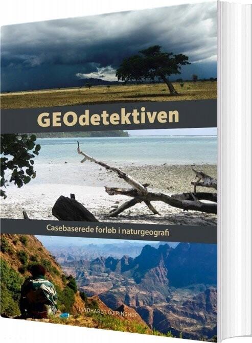 Geodetektiven - Niels Vinther - Bog