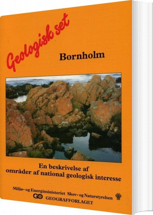 Image of   Geologisk Set - Bornholm - Peter Gravesen - Bog